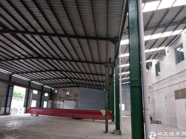 博罗8元独院50000方单一层钢构出租