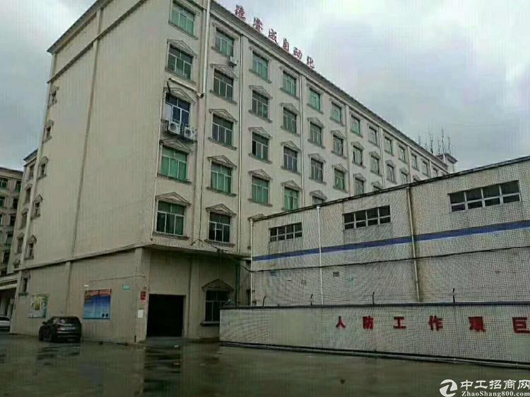 广东省广州市2万平方标准厂房出售