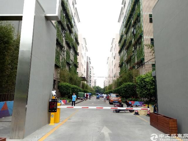 福永宝安大道地铁口附近科技园1800平招租-图7