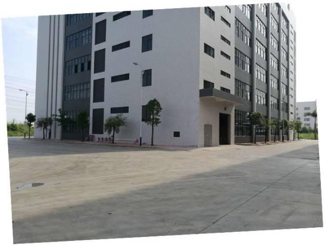 茶山新出独门独院标准厂房13600平方形象漂亮
