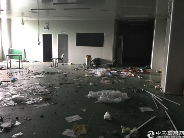 塘厦林村出口独院厂房分租1-2楼2600平方米-图4