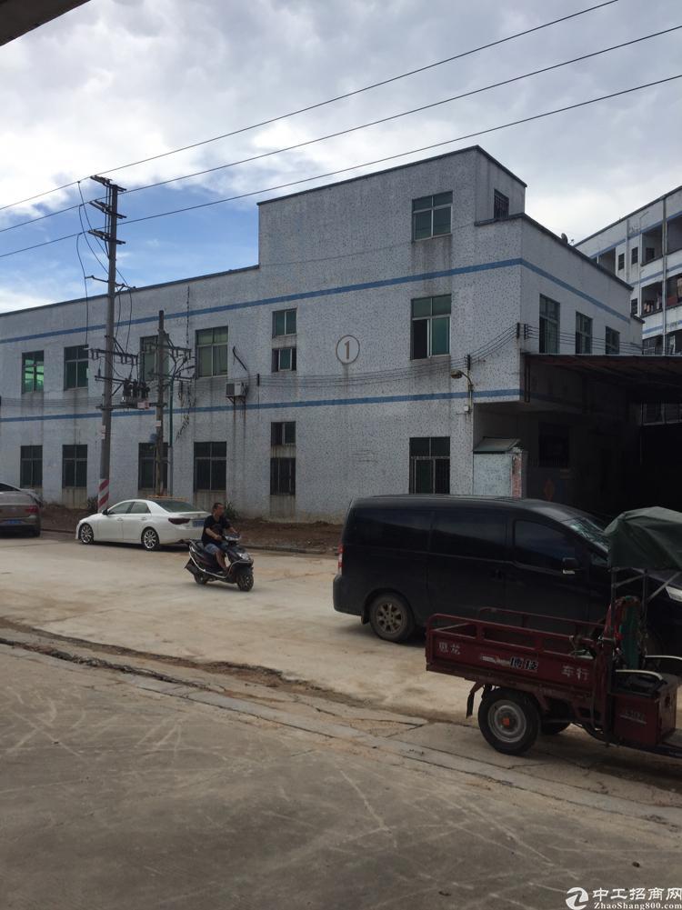 公明上村2200平米独院厂房招租