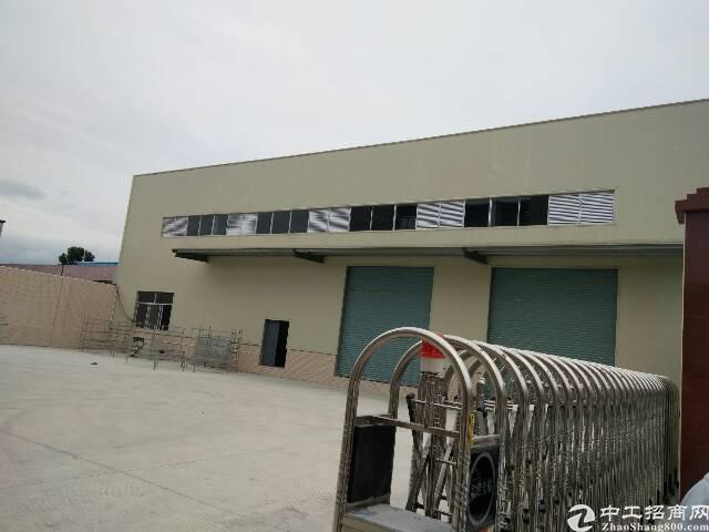 塘厦原房东9米高独院2300平方米厂房出租