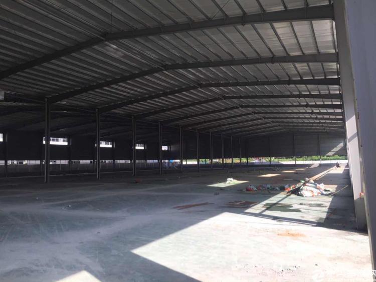 常平镇单一层厂房面积约6500平方出租
