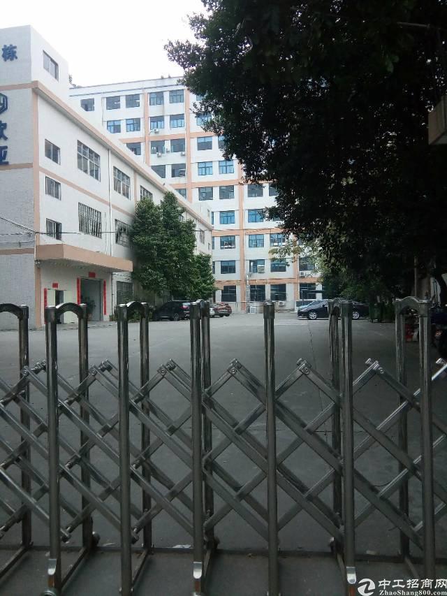 松岗大田独门独院厂房4500平米
