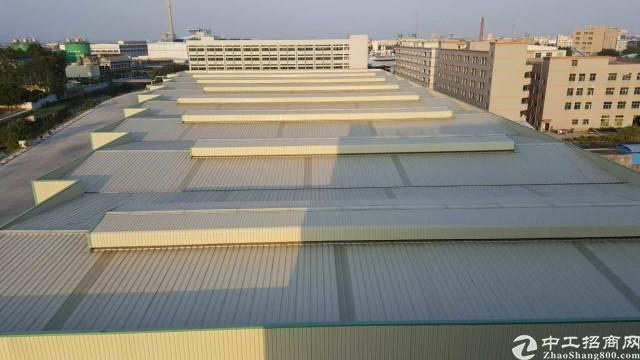虎门北栅单一层原房东分租厂房2000平方,空地大形象好。