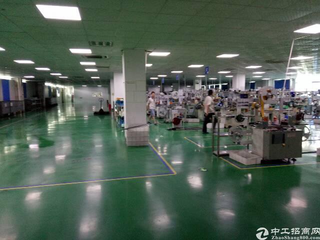 福永宝安大道地铁口附近科技园1800平招租-图8