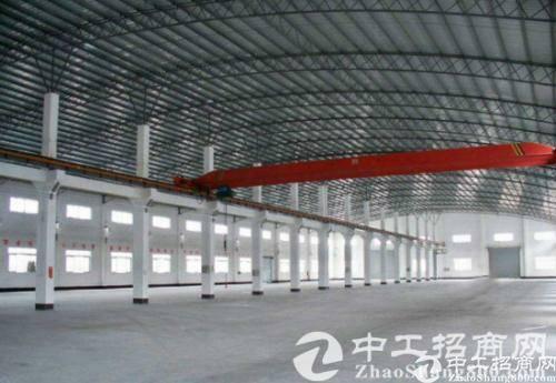 高埗镇单一层钢构房4500平带行车
