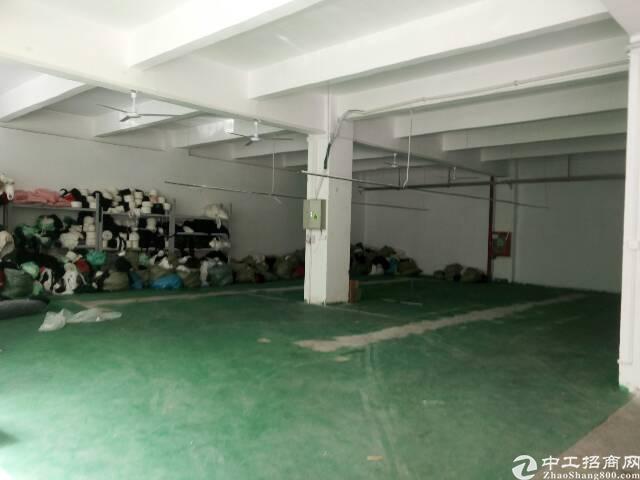 横岗228工业区一楼800平米标准厂房招租