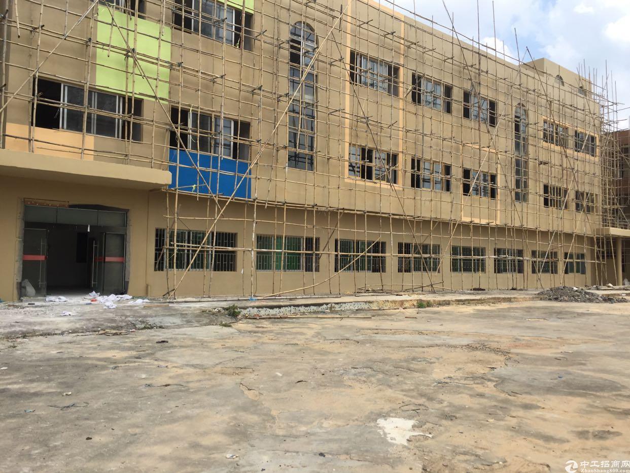 大朗新出经典独院厂房   厂房3200平方米宿舍2800