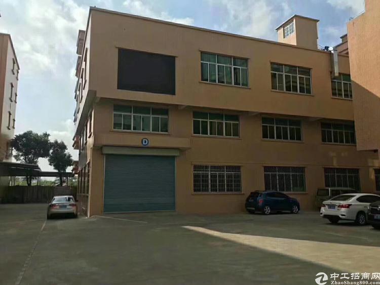 常平镇标准厂房两层1400平方出租