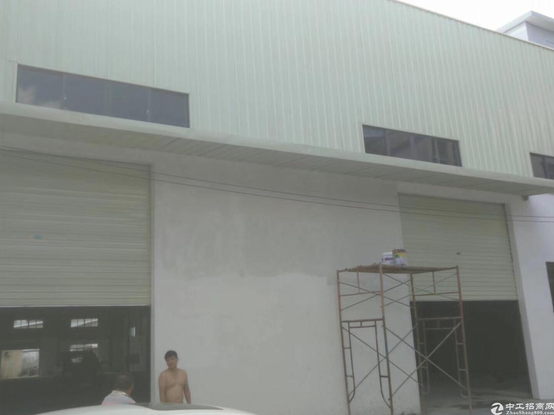 黄江镇星光村独门独院单一层钢构滴水7米高可进拖头