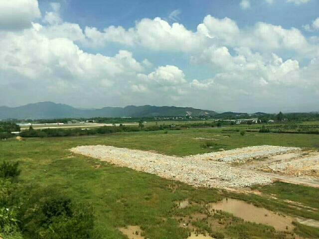 广州高新园区占地400亩工业用地