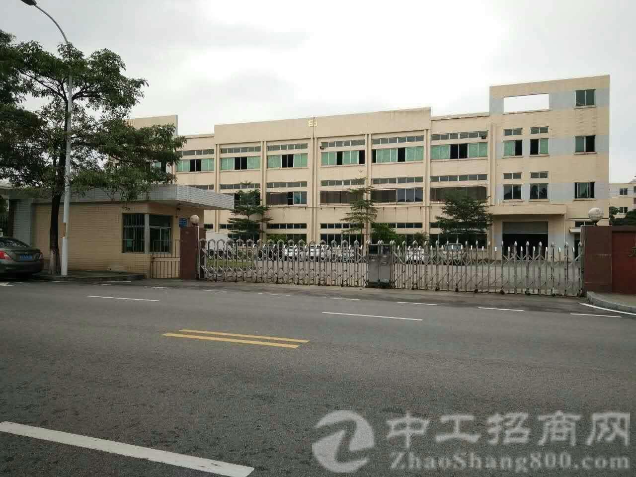 茶山新出厂房3800平方, 宿舍1631平方独立变压嚣250