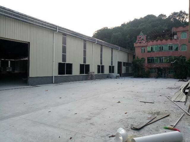 陈村原房东全新单层厂房3300平出租