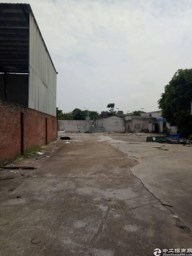 曾屋钢构厂房