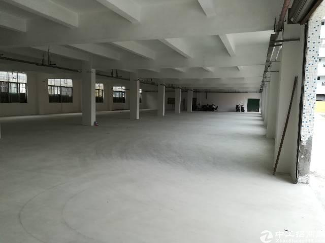 三楼厂房分租600平方米