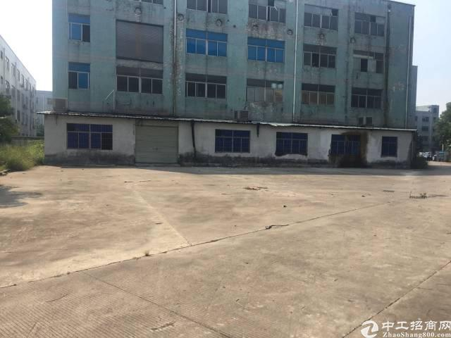 龙华清湖有独门独院厂房出租,总面积3300平方,带有红本。