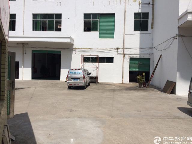 龙华布龙路新出一楼厂房,330平,离龙胜地铁站500米