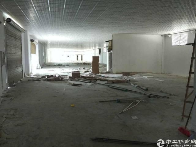 惠阳秋长独院2000平米钢构厂房出售