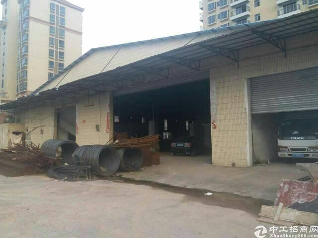 虎门单一层独院厂房出租,厂房高8米,1850平方