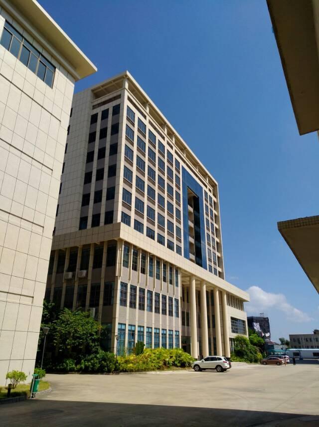 沈海高速出口大型工业园分租一楼标准厂房1000平方高度7米