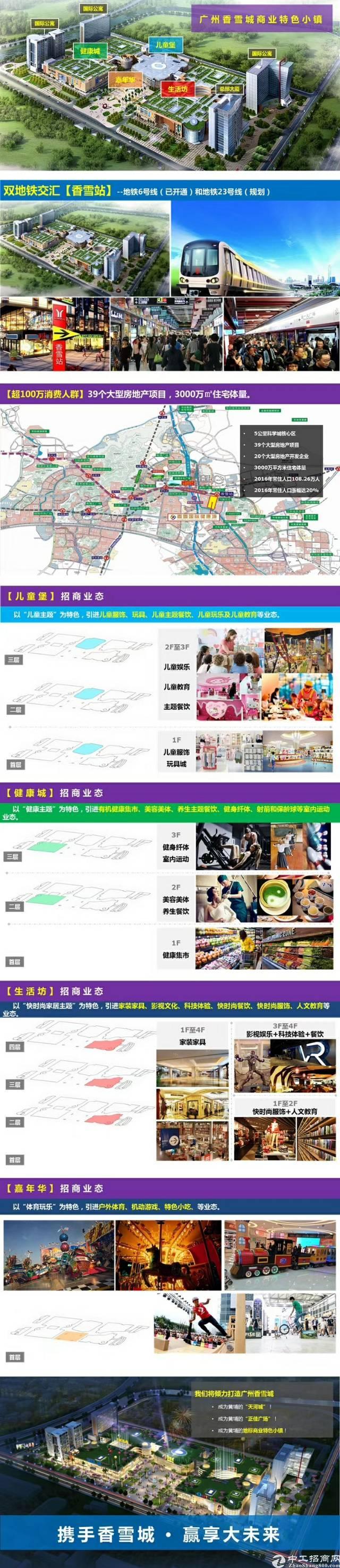 广州香雪城占地面积约17万平方米,总规划建筑面积超46万平方