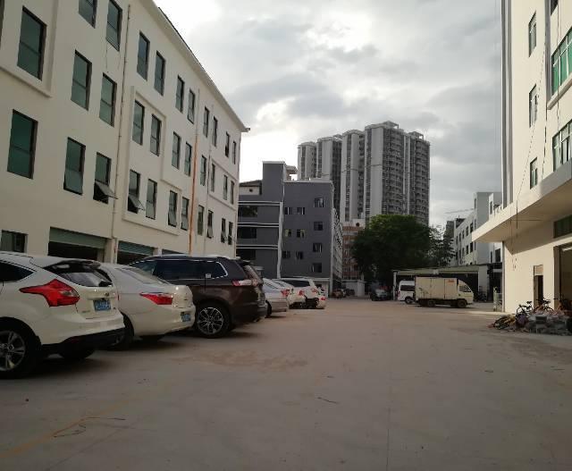靓厂房1-5层6100平,龙华区民治布龙路旁新出成熟工业园