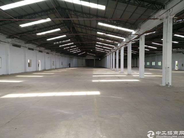 高埗镇工业区分租单一层铁皮房1900平
