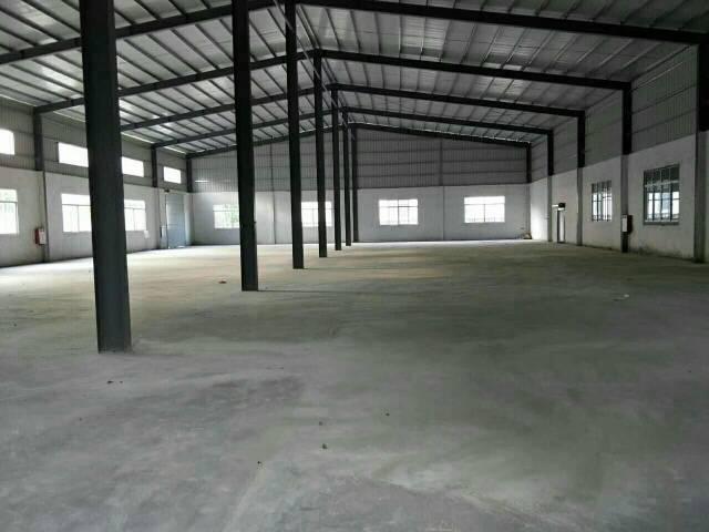 黄江靠塘厦新出原房东单一层厂房1200平方