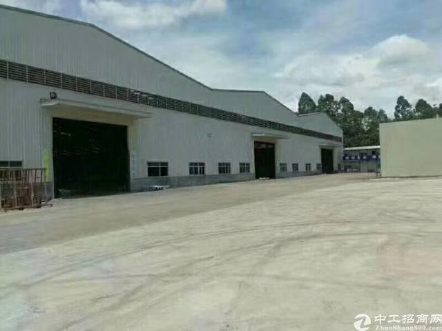寮步新出单一层独院厂房1300平米滴水10米带行车电150联