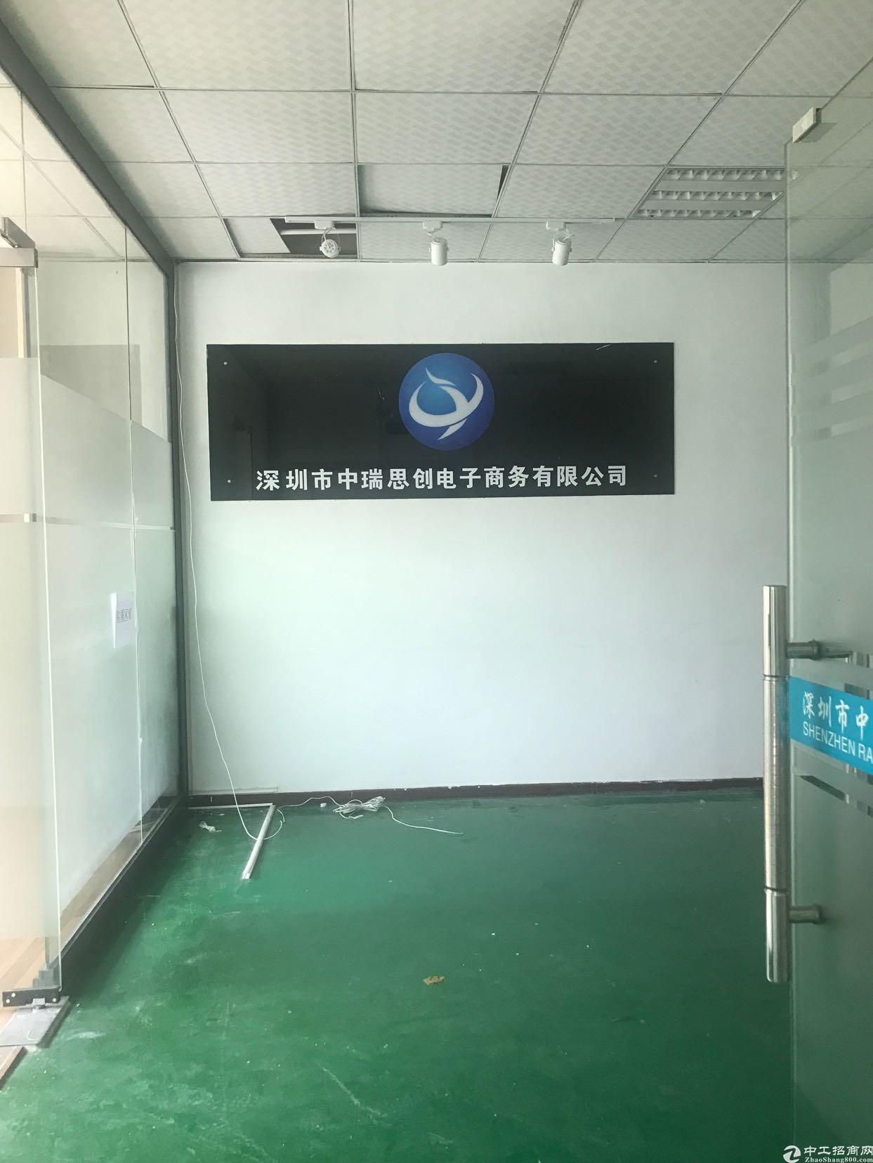 龙华清湖新出厂房850平梅龙大道旁