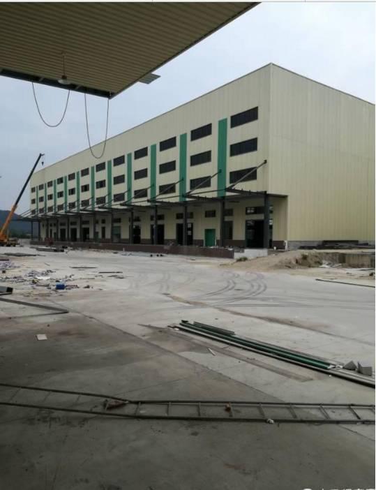 钢结构高台仓厂房出租 可做物流园-图3
