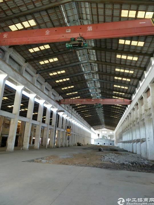 东城这星期必租厂房独院单一层砖墙钢构厂房4930平米,宿舍办
