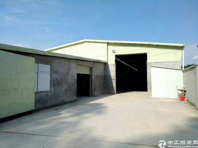 惠州市惠阳区三和经济开发区新2000平钢构
