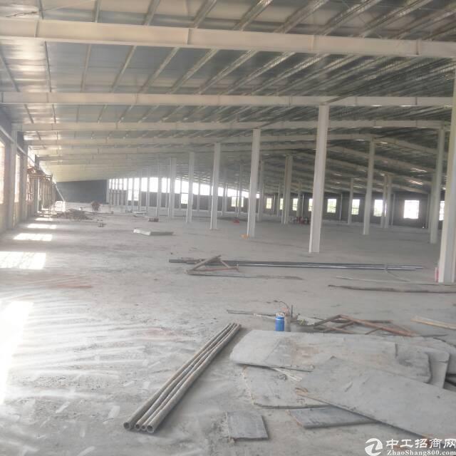 清溪镇原房东厂房单一层5000平米可以做污染