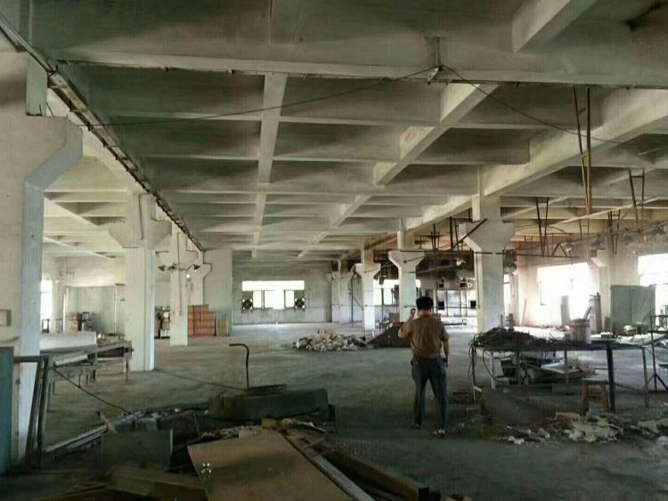 重工业红本独院厂房9800平米现成行车车间办公室水电齐全出租