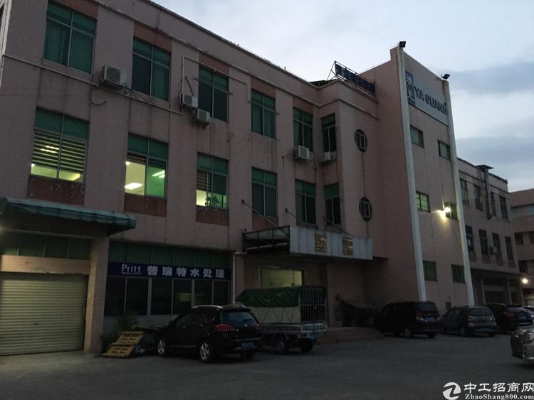双岗村独院厂房分租带装修厂房1300平方米