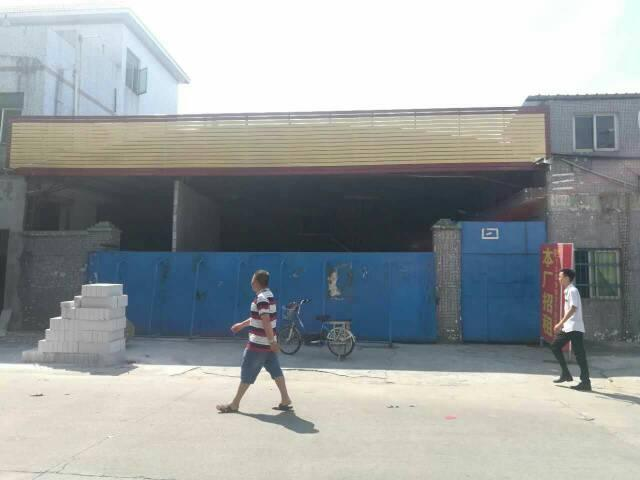 黄江附近独立钢构厂房隆重登场