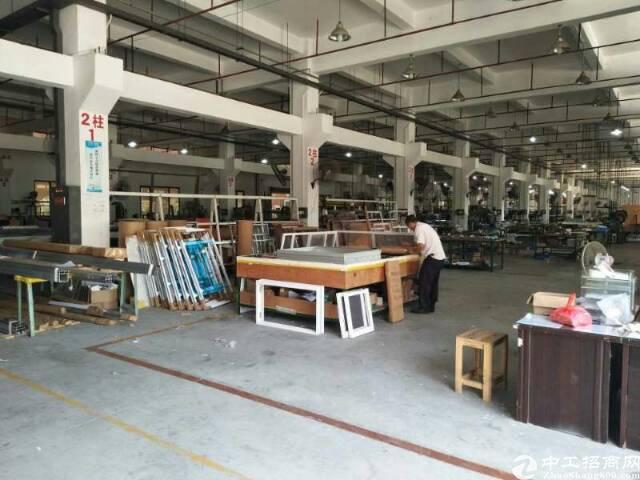 清溪镇原房东标准一楼厂房4500平-图2