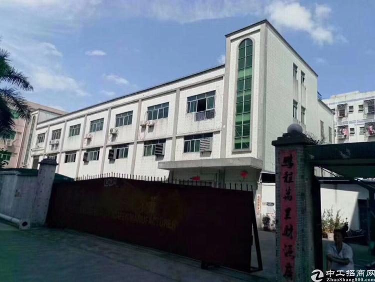公明南光高速出口原房东独院厂房3300平米招租-图5