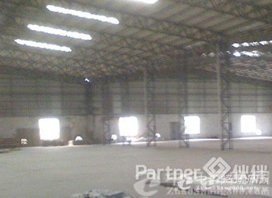 寮步成熟工业区单一层厂房5000平米,有现成办公室