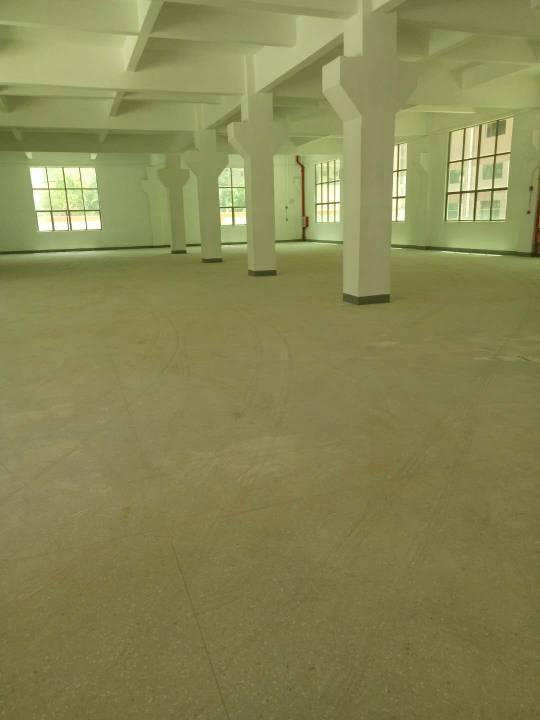原房东独门独院标准厂房一到三层10000平方13元低价出租