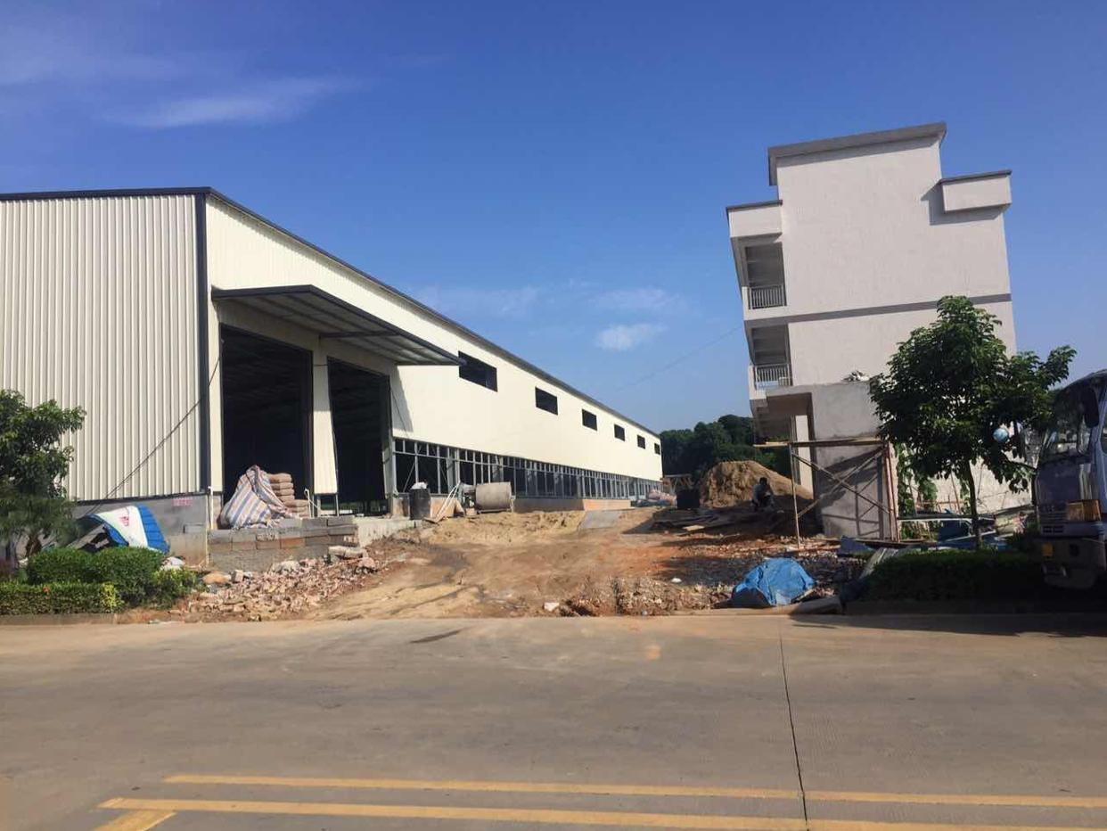 新建全新单一层独院厂房6000平