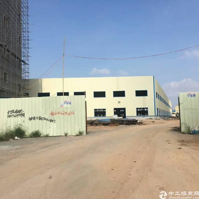 惠阳沥林新出钢构独院厂房20500平米招租