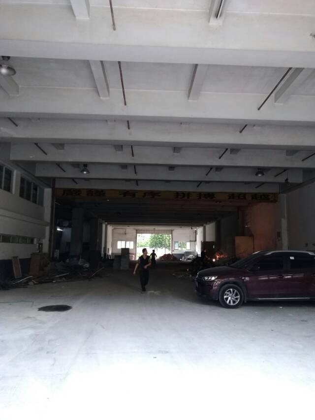 龙华汽车站旁高大上厂房