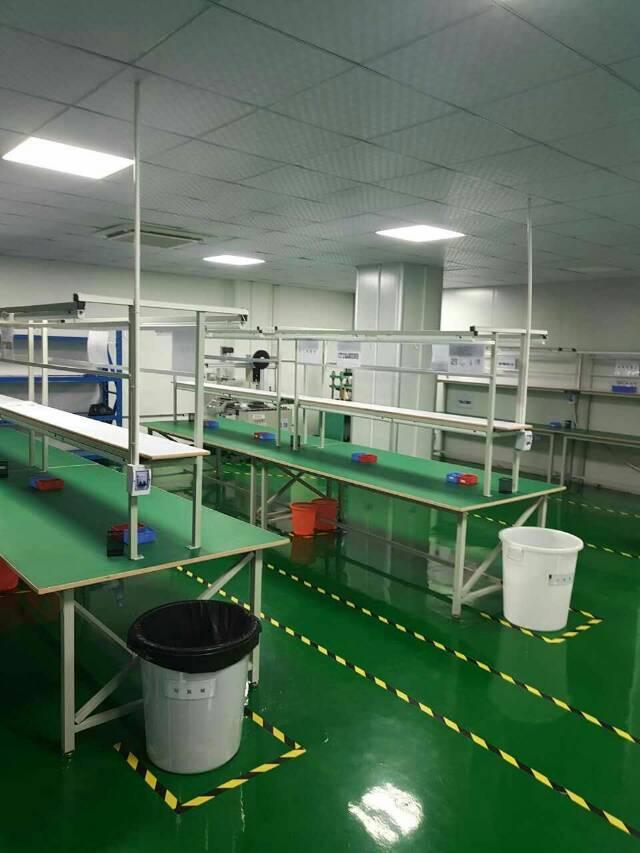 平湖华南城标准高新技术园厂房1500平方米招租-图4