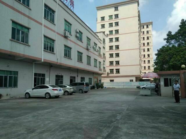 厂房1-3层5000平方,独门独院,原房东出租,低价出租!