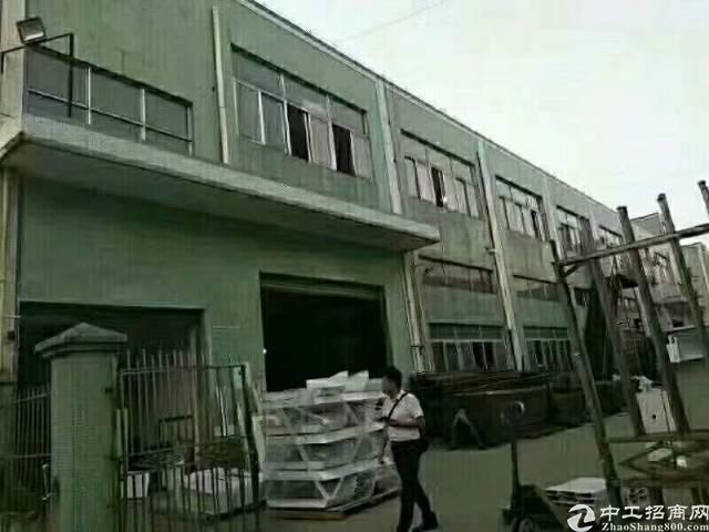松岗原房东独门独院,一楼6米高,面积实在!-图2