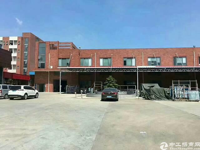清溪镇成熟工业区新出钢构厂房3000㎡招租高12米